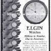Elgin【エルジン】の広告 -1903年-
