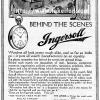 Ingersoll【インガーソル】の広告 -1914年-