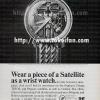 Bulova【ブローバ】の広告 -1966年-